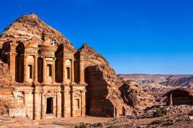 Manastire-Petra-Iordania